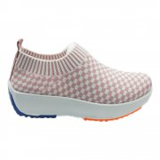 <b>Flyknit flat shoes women sport fabric fashion sneakers outdoor women shoes</b>